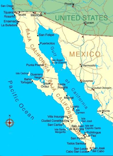 tijuana mexico map HairStyle